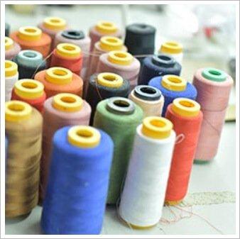 Sewing Thread Preparing
