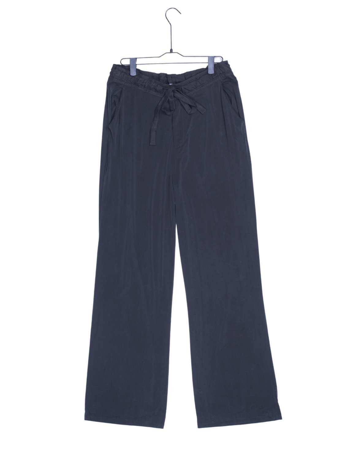 Ladies Jersery Cupro Strait Leggs Pants
