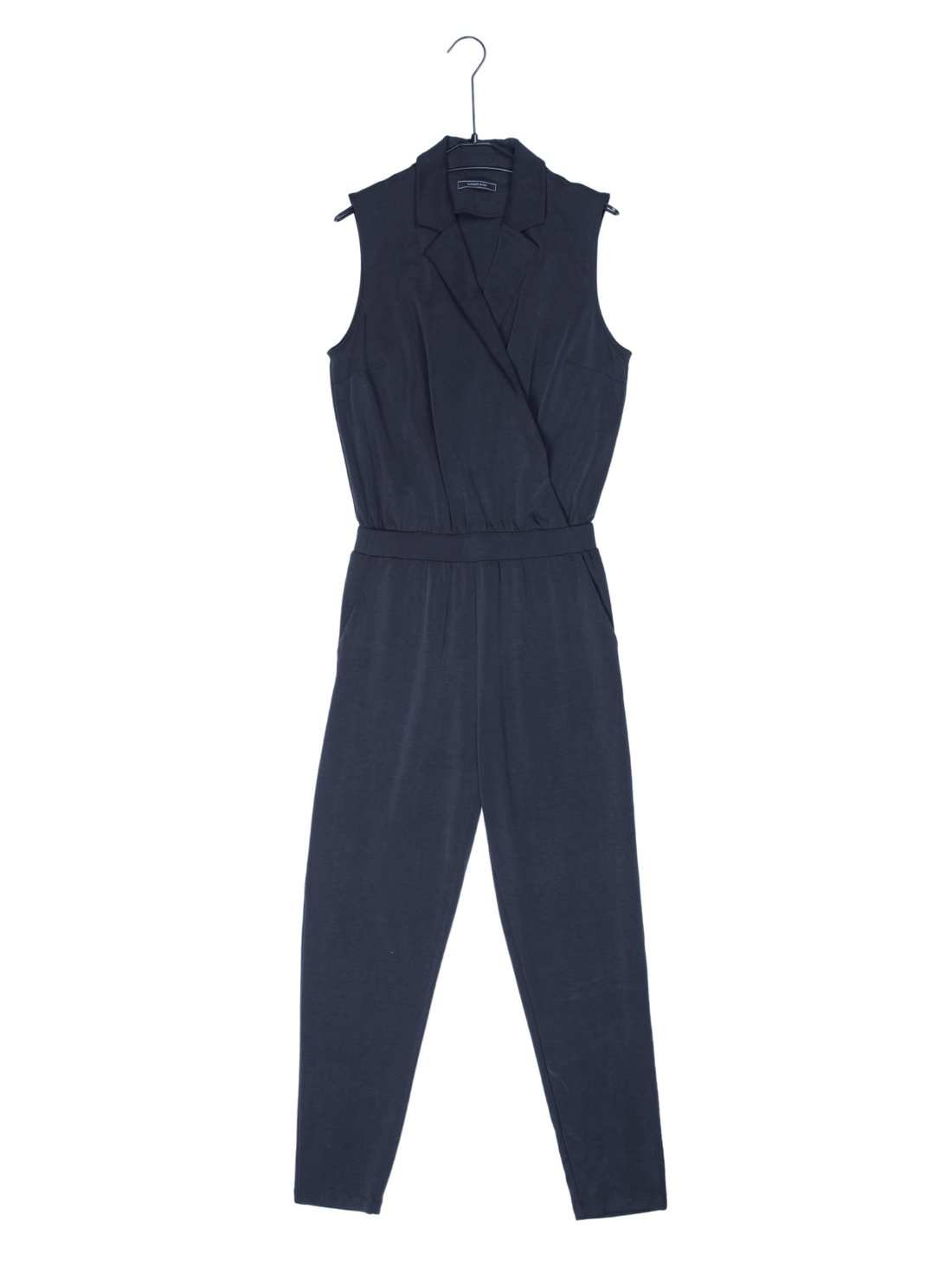 Ladies Knitting Modal Sand Washing Suit Top Jumpsuit