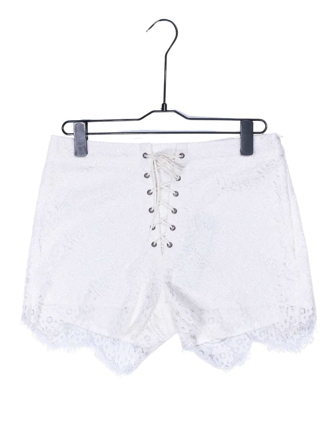 Ladies Lace Short with Cotton Lining