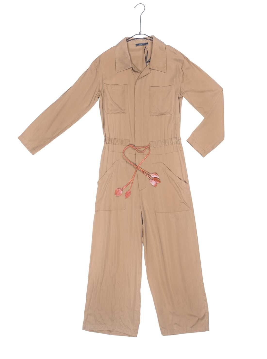 Ladies Woven Modal Long Sleeves Overall