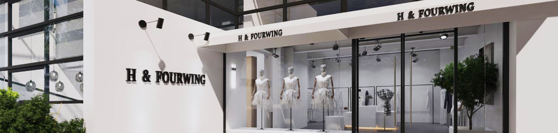 Women's Clothing Manufacturer H&Fourwing