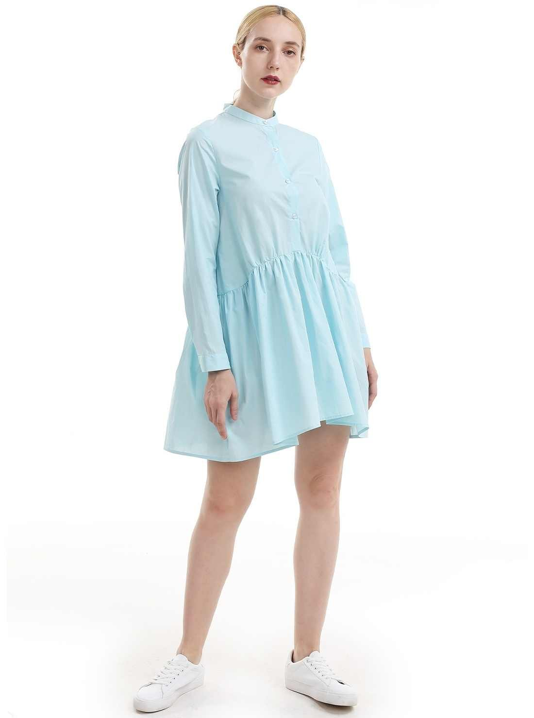 organic cotton lady dress