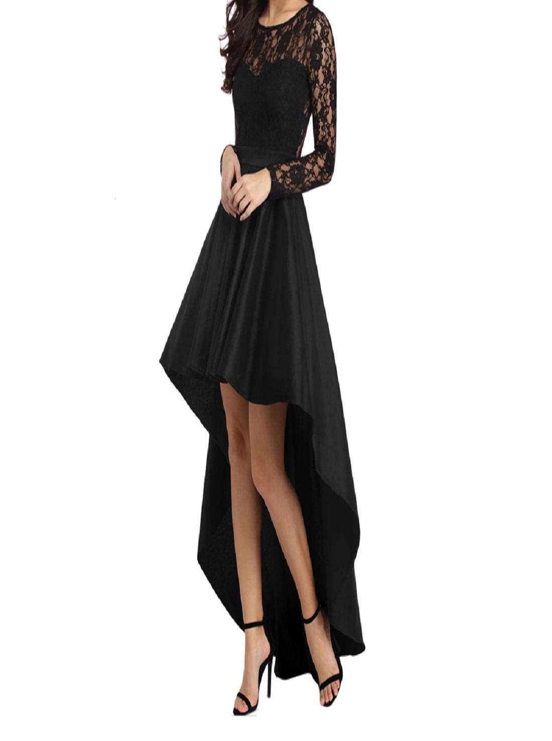 1 Wholesale Round Neck Long Sleeve Dresses