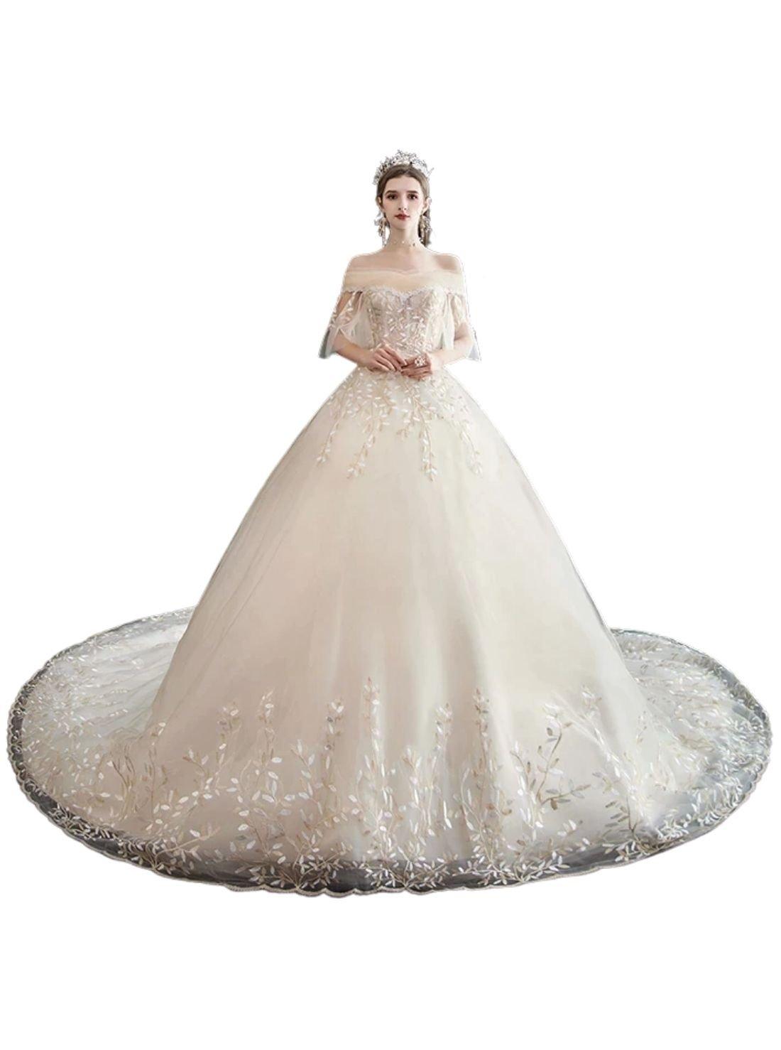 Wedding Ball Dresses China Bridal Gown