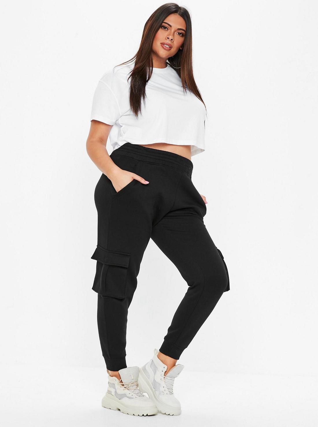 11 Wholesale Women's Plus Size Jogger Pants