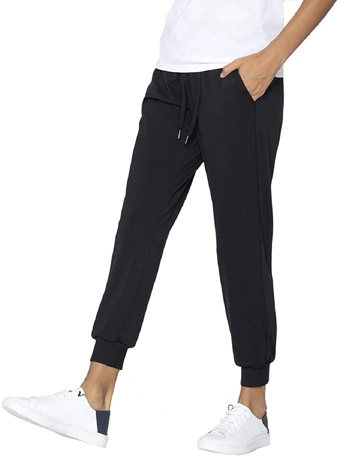 Wholesale Women's Draw String Jogger Pants