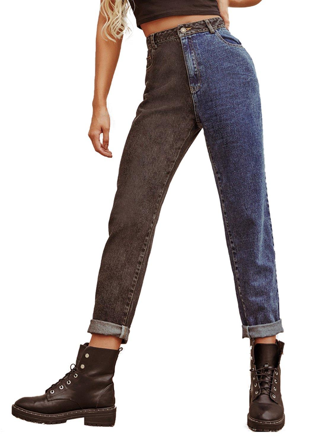 Plain Dyed Ladies' Jeans