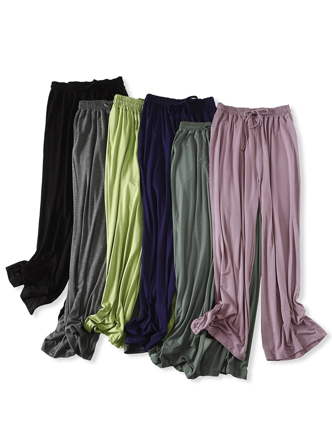 Women's Wide-leg Pants Modal Slimming