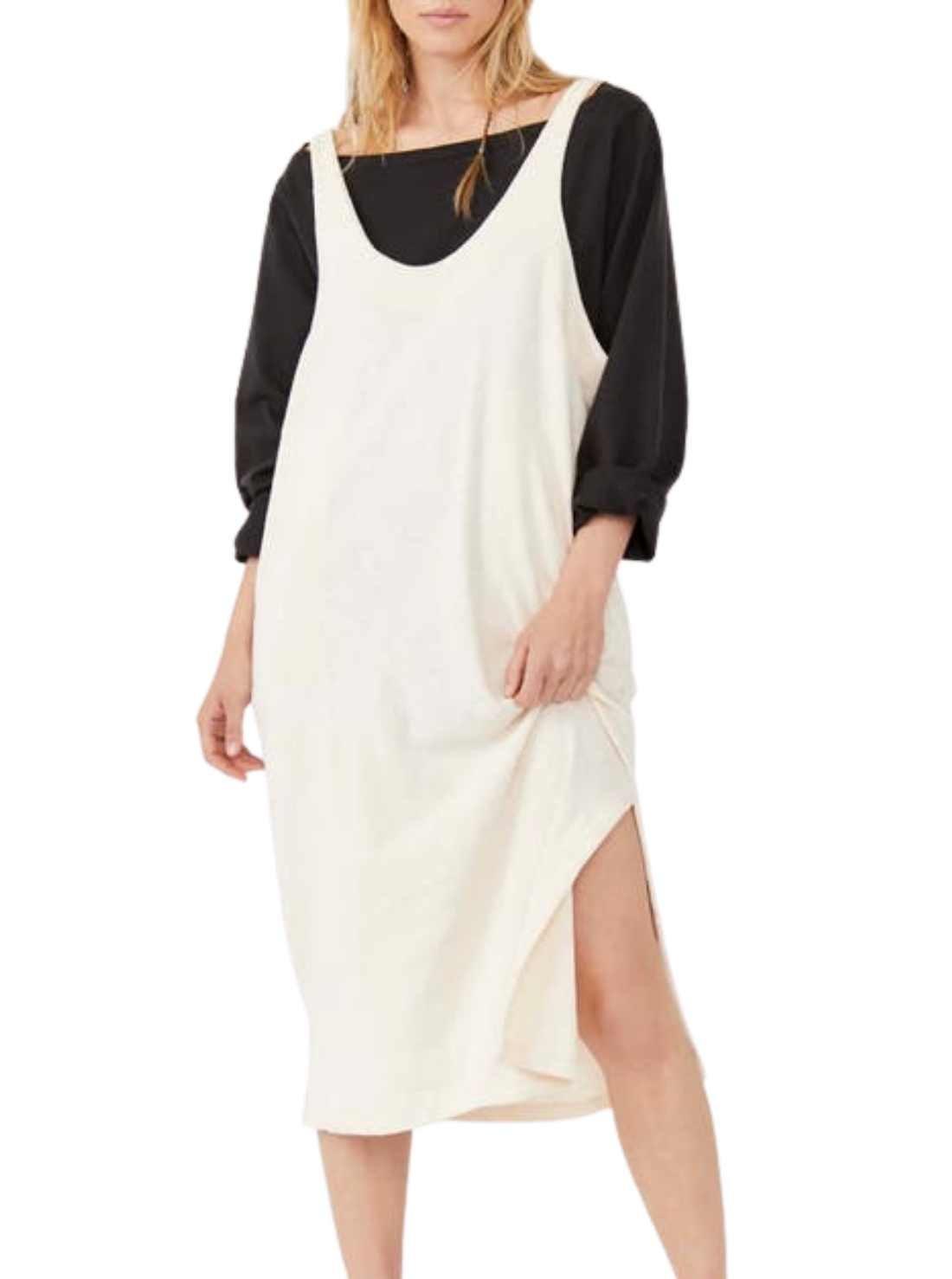 100% cotton Women`s Jumper Dress