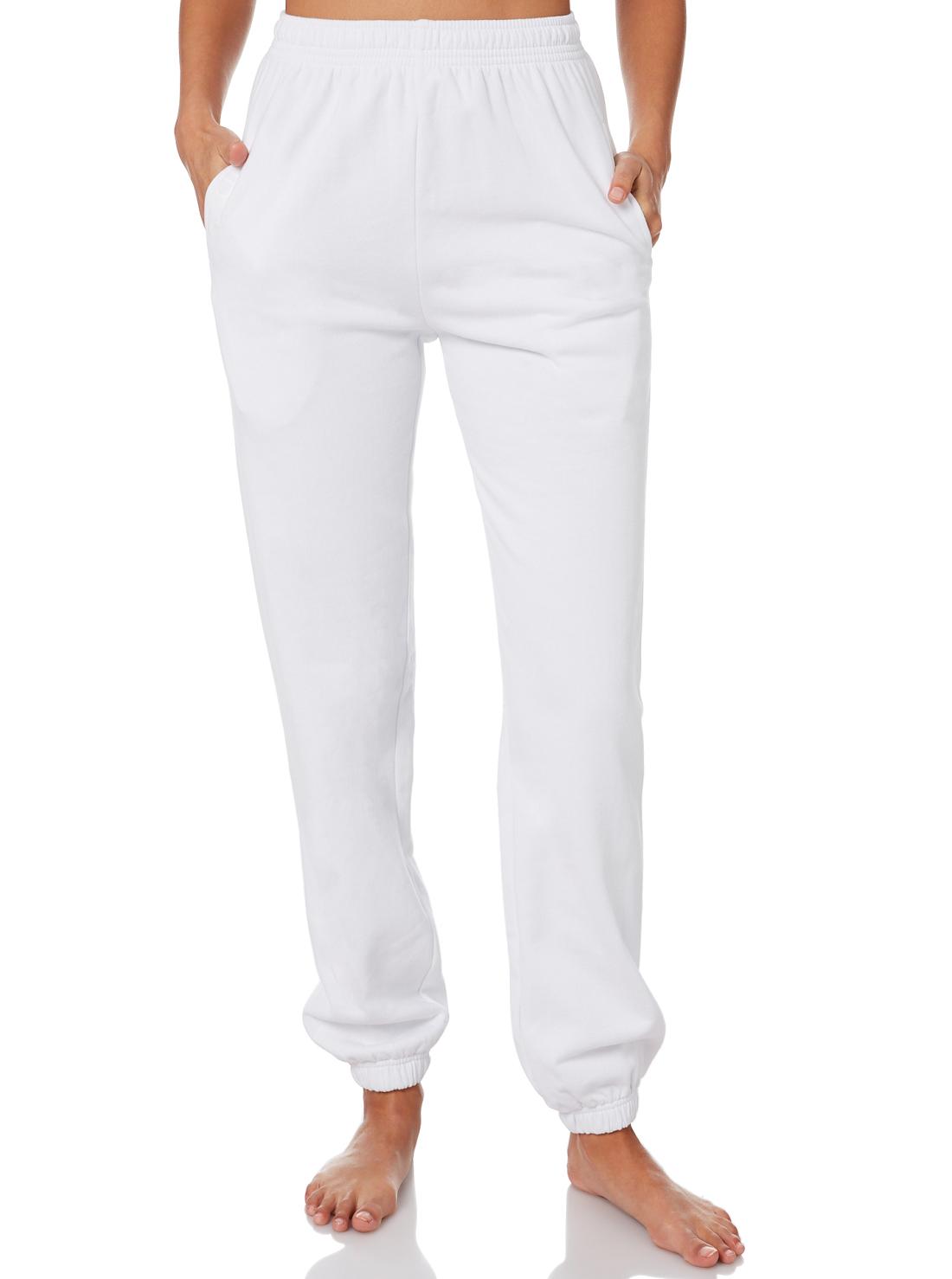 2 Wholesale Women's Cotton Jogger Pants