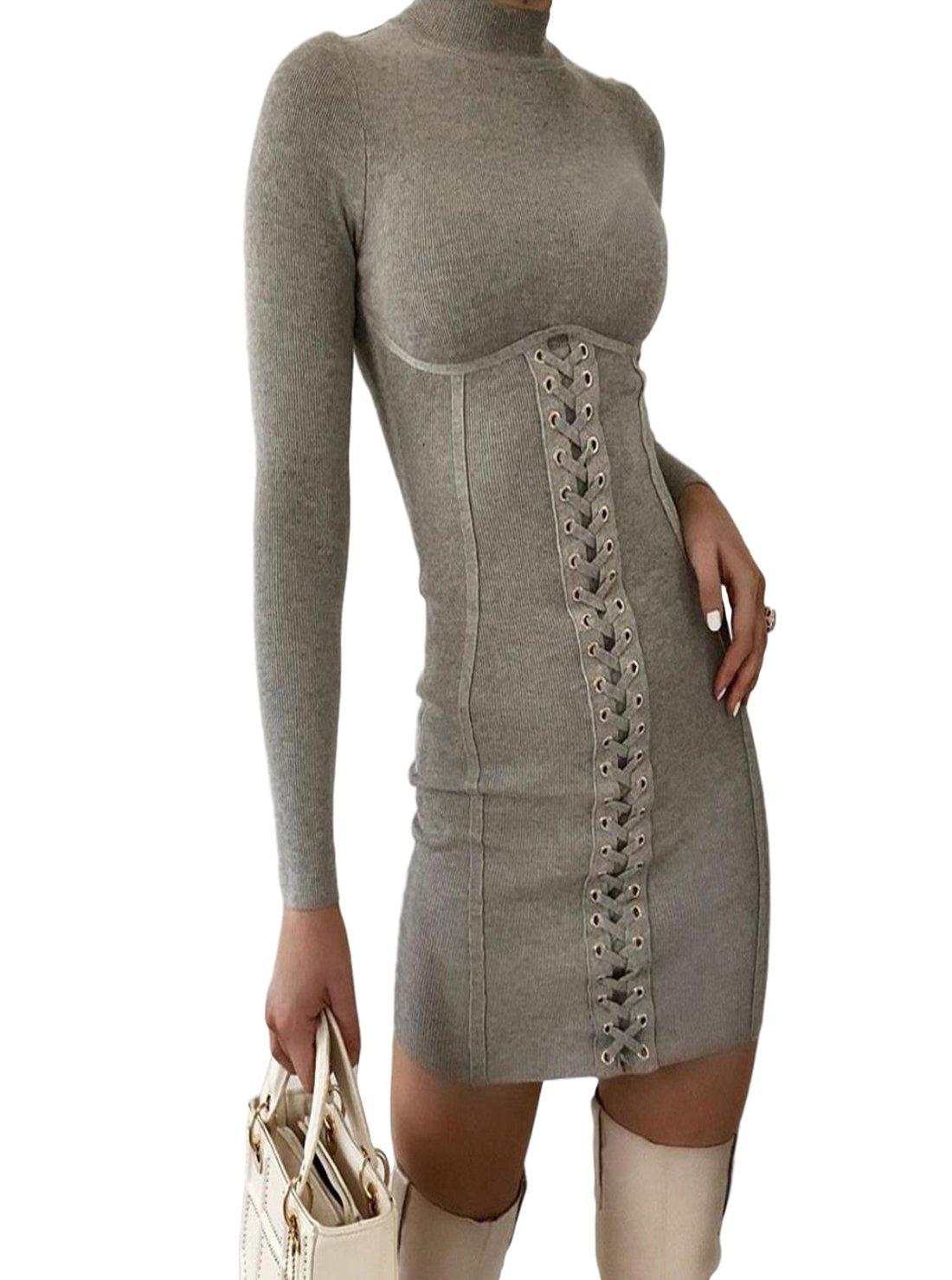 Corset Design Bodycon Dress