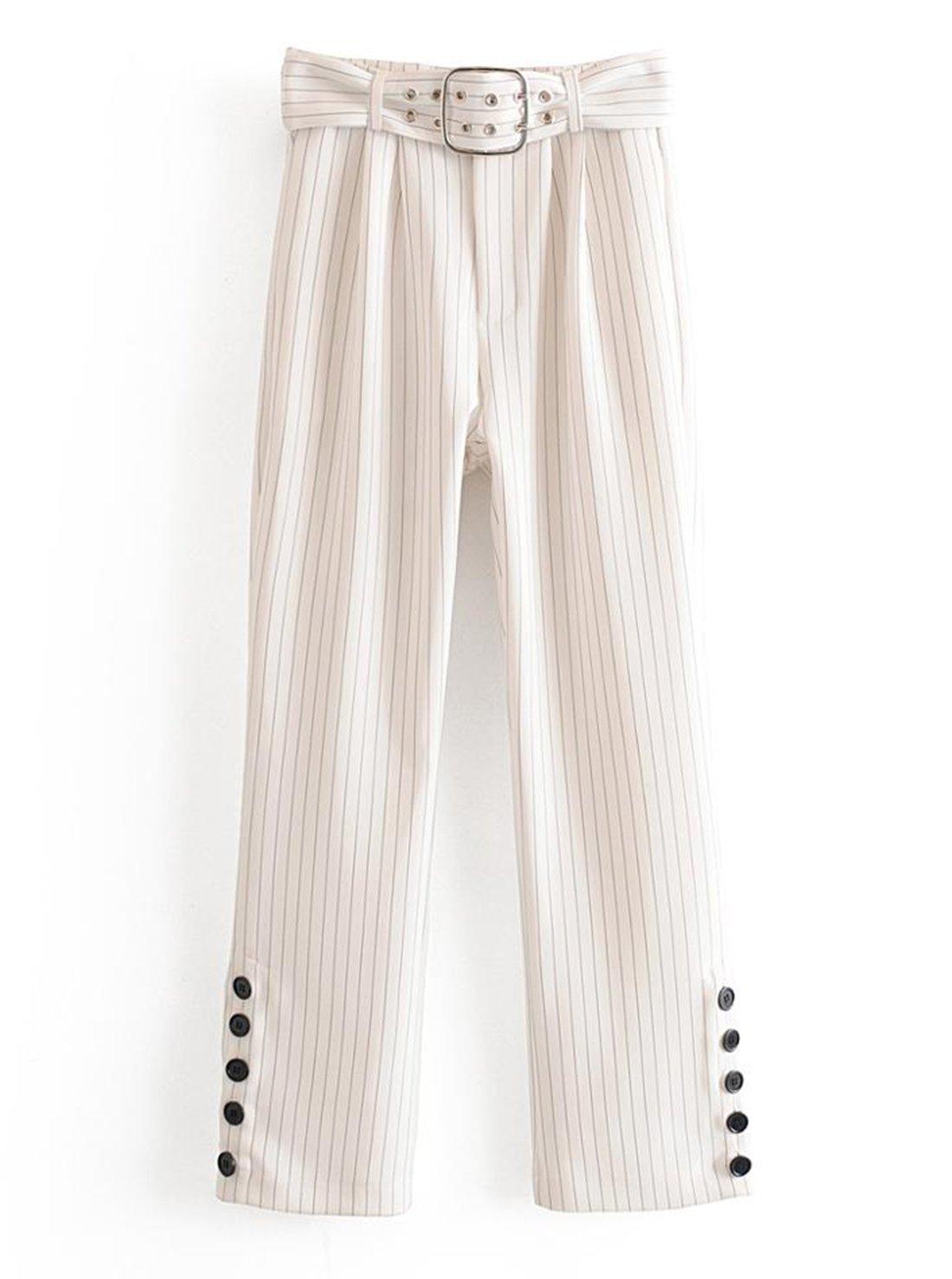 Striped Fashion Ladies' Pants