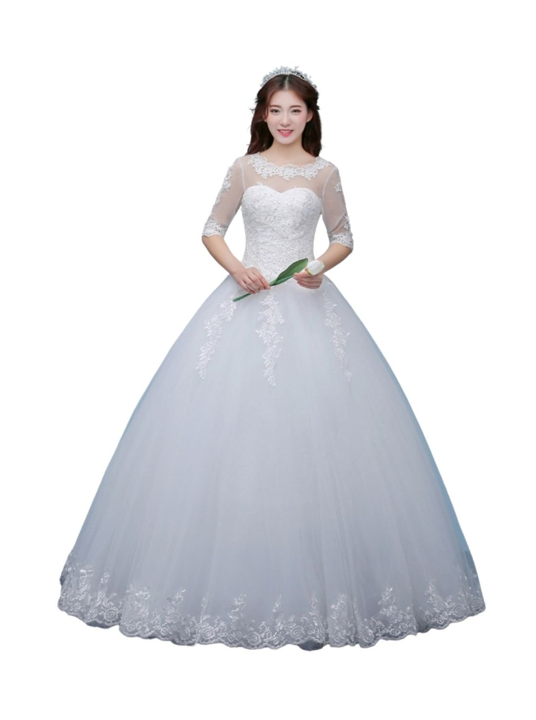 Wedding Dress White Ball Gown China