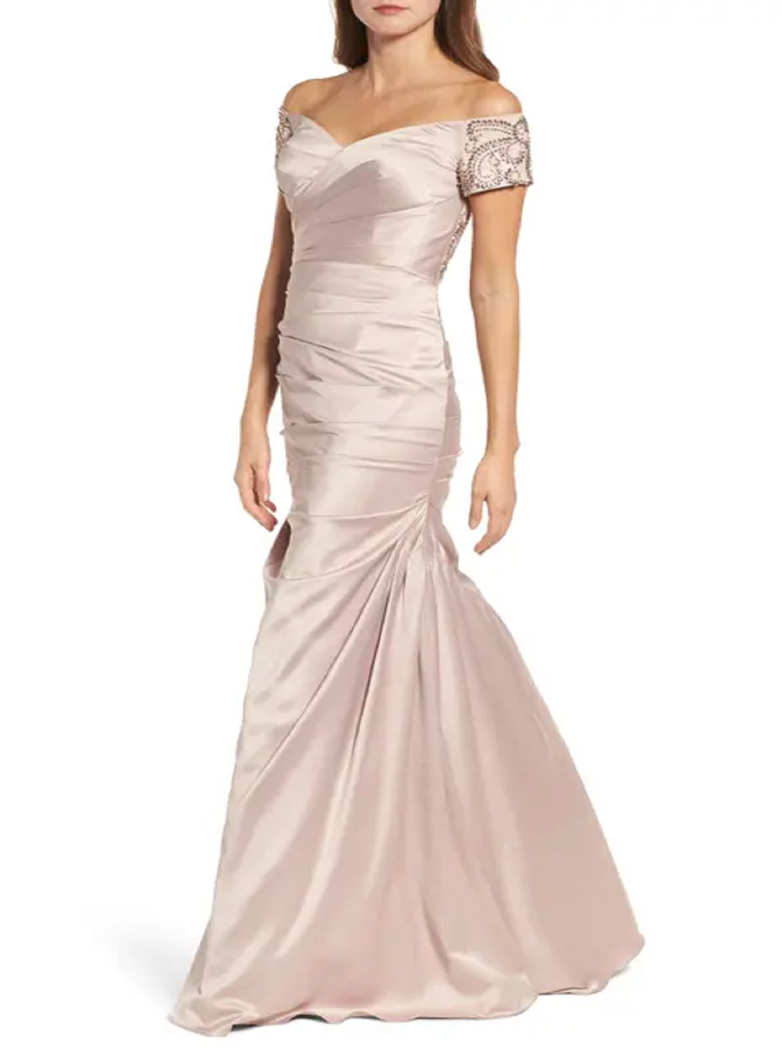 3 Wholesale Satin Maxi Dress
