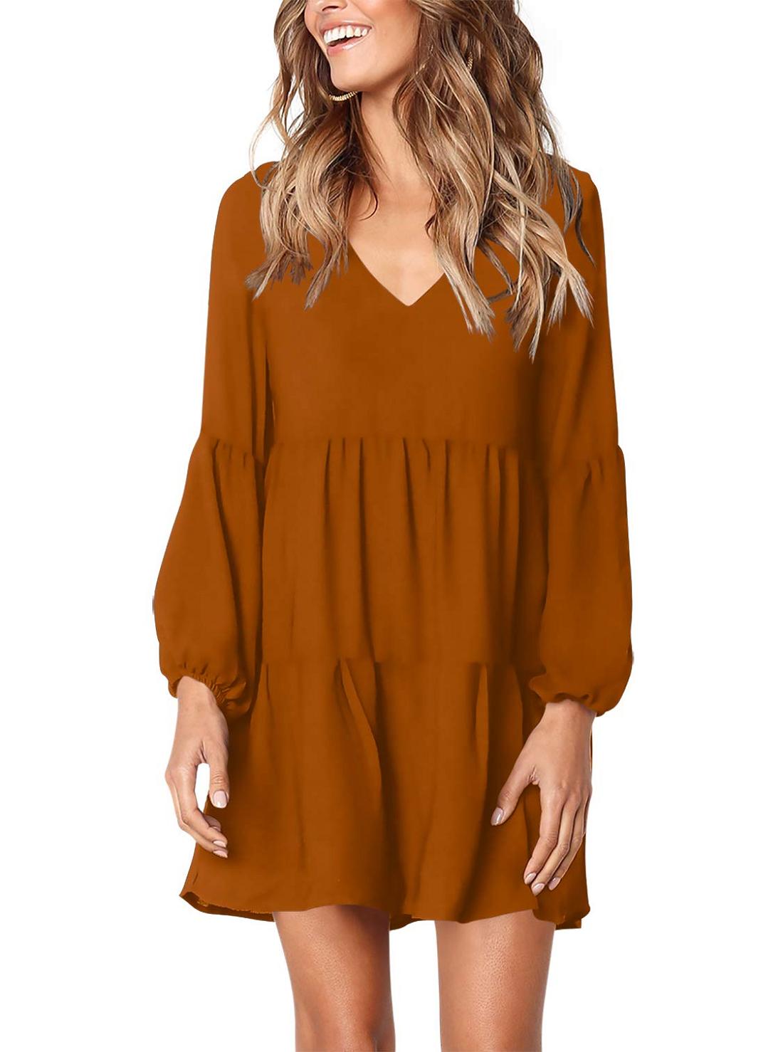 Wholesale Summer Tunic Dresses