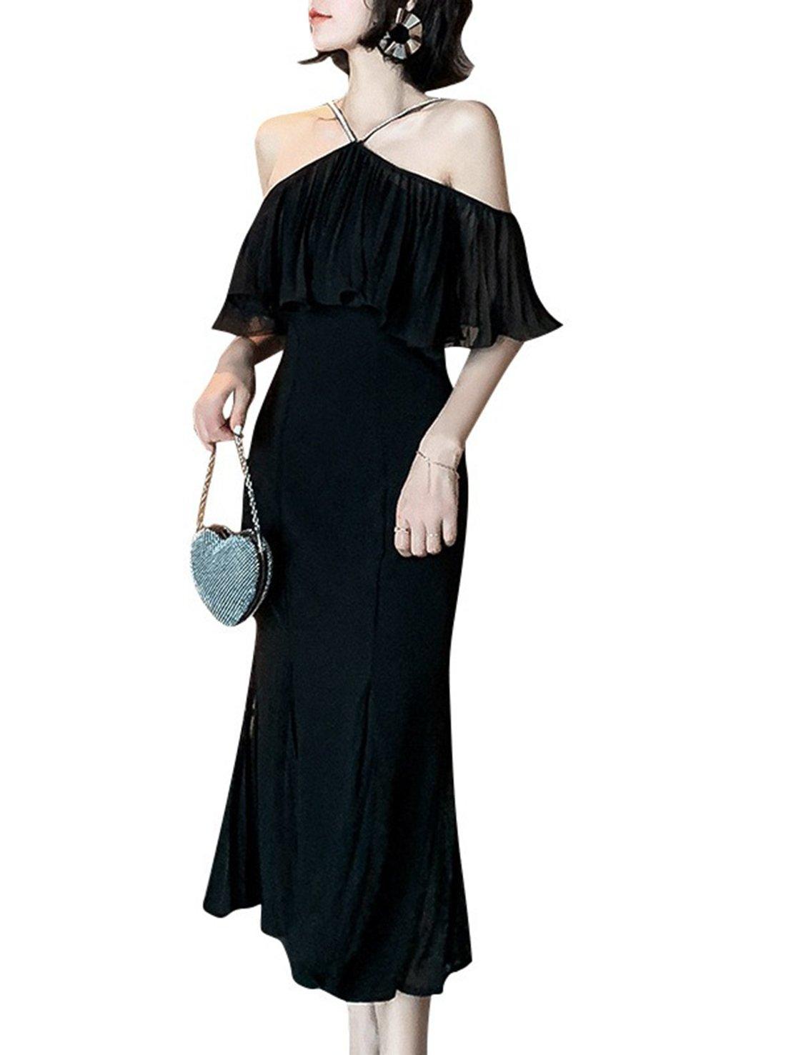 A-line Bodycon Dress