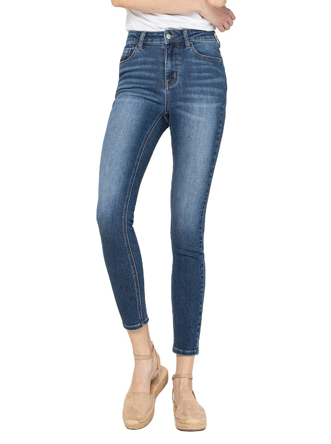Low Waist Ladies Jeans