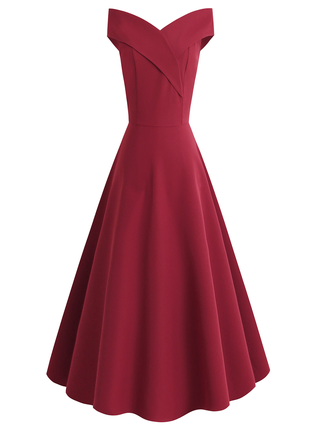 Wholesale Cocktail Red Dress
