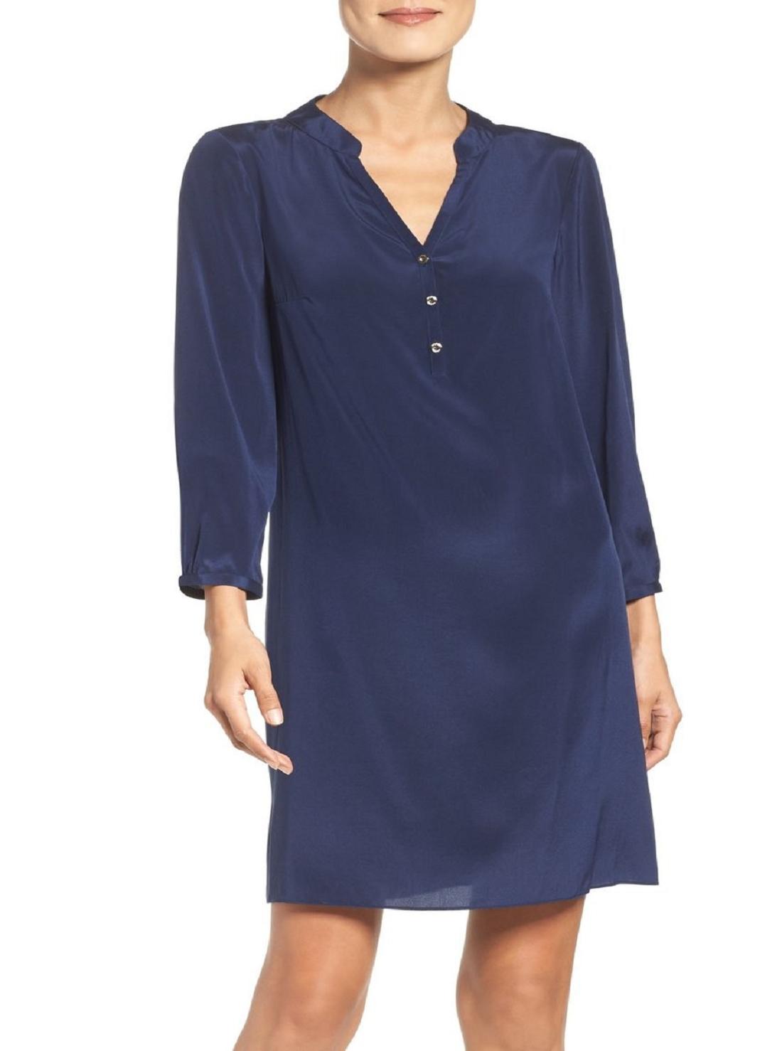 5 Wholesale Silk Tunic Dress