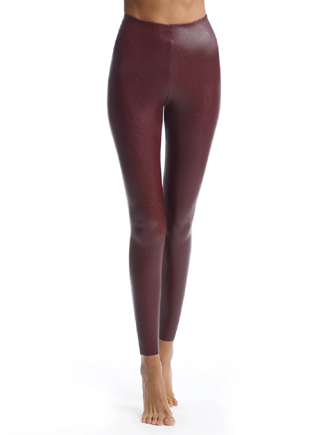 6 Wholesale Faux Leather Stretchey Pants