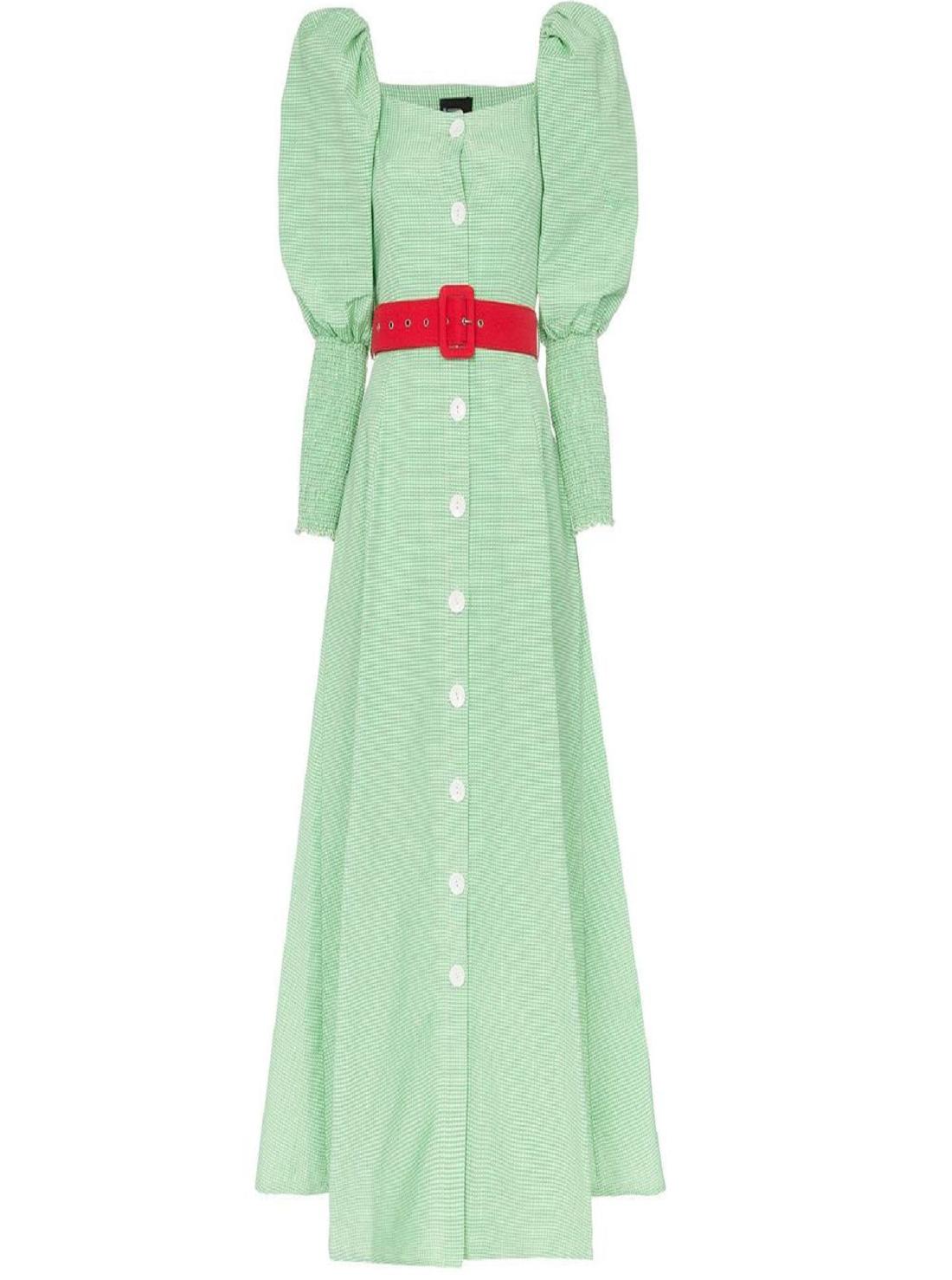 6 Wholesale Puff Long Sleeve Dresses