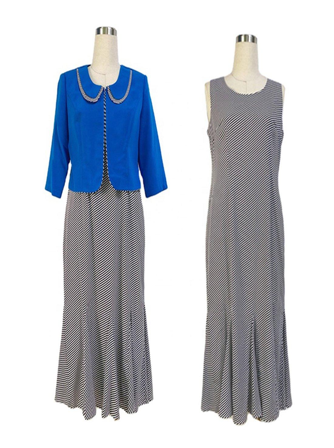 Ladies Coat Dress Suits for Africa