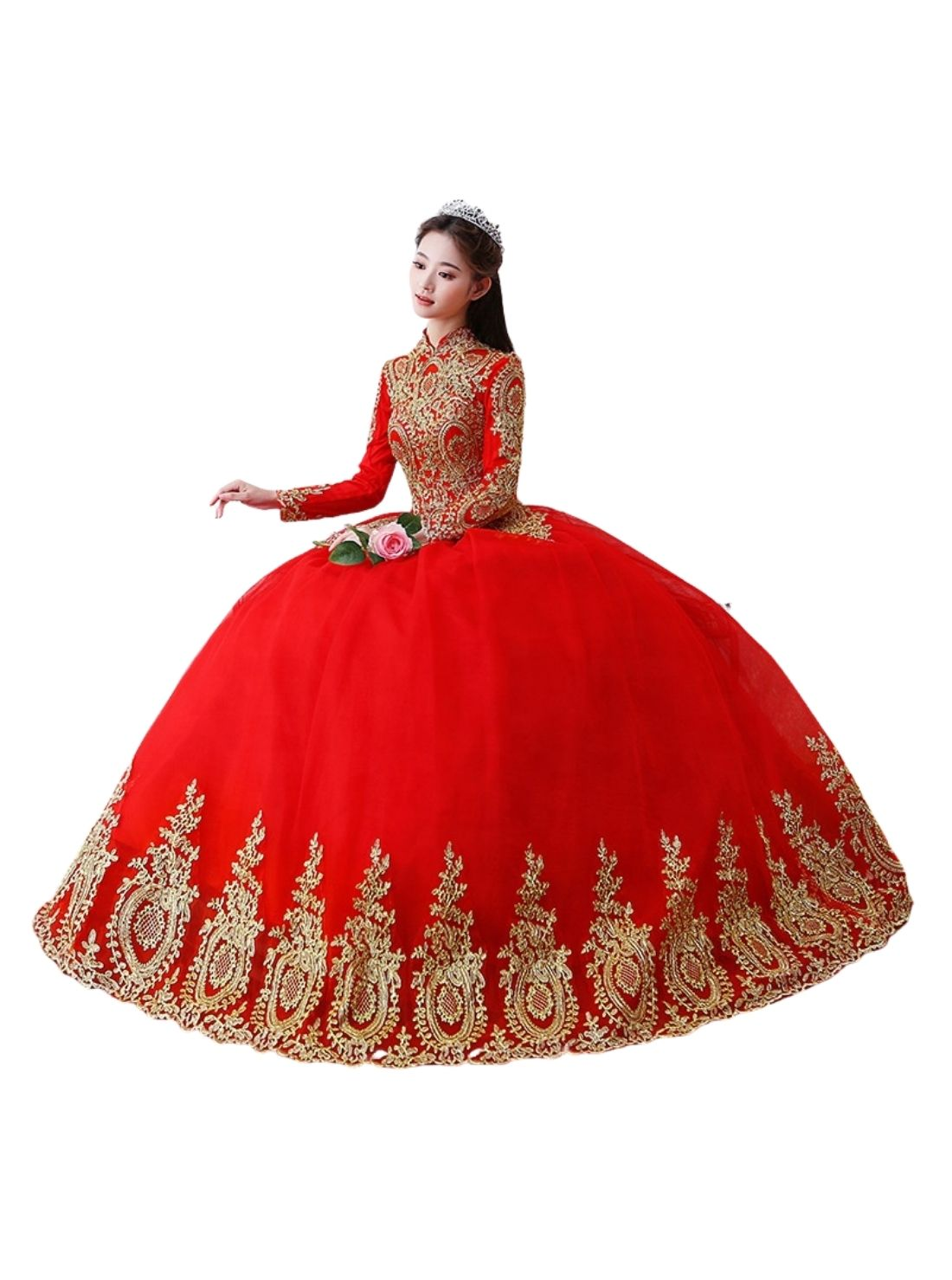 Traditional Wedding Dresses Ball Gown China