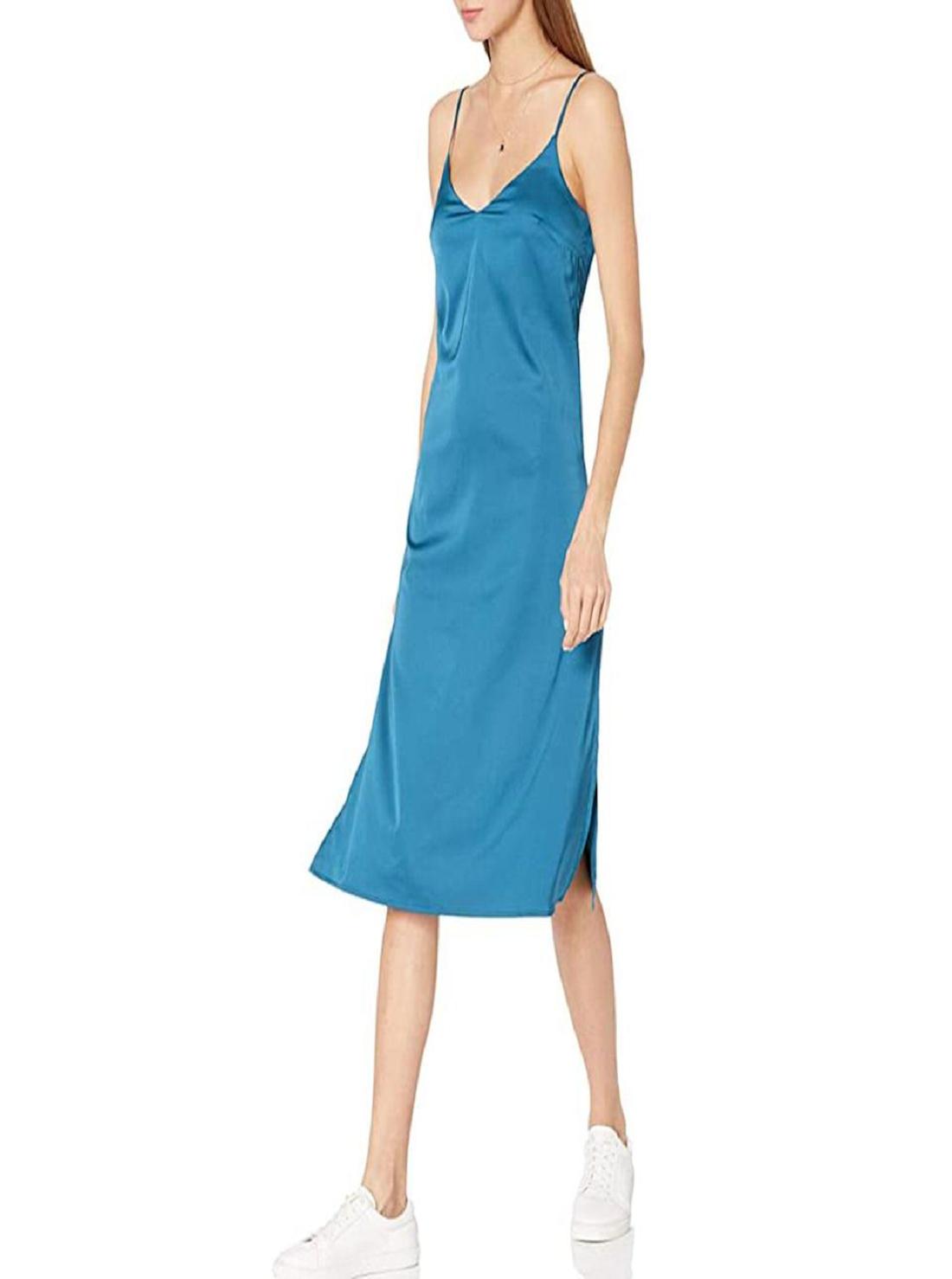8 Wholesale Satin Summer Dress