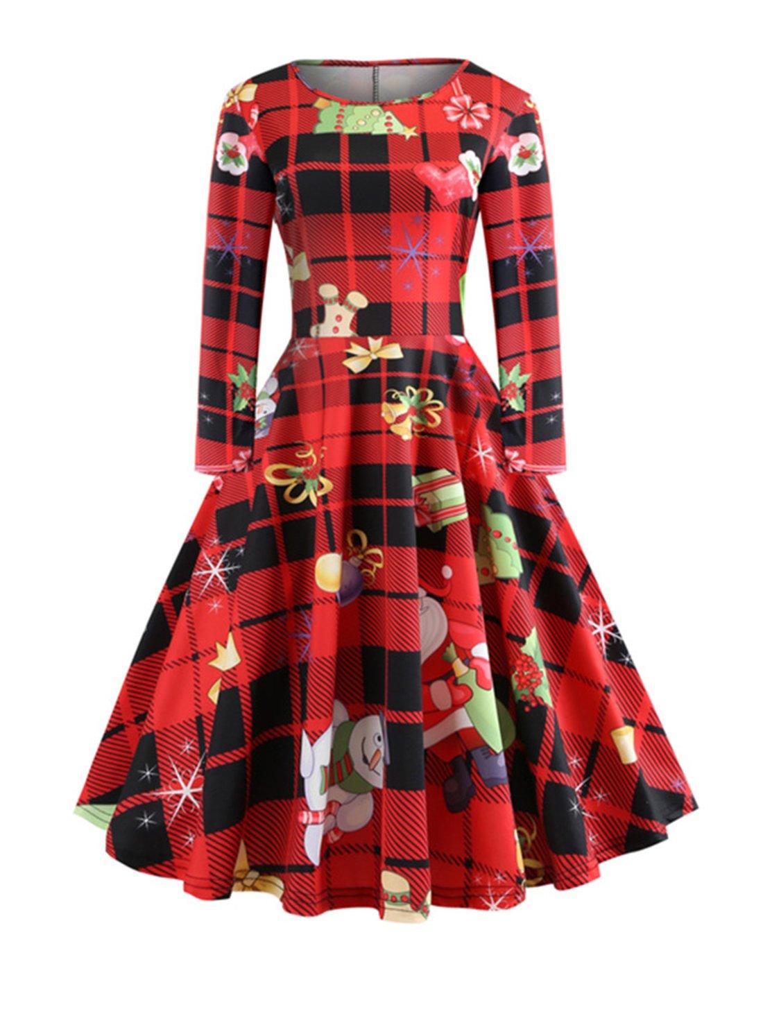 Homecoming Christmas Elegant Party Dress