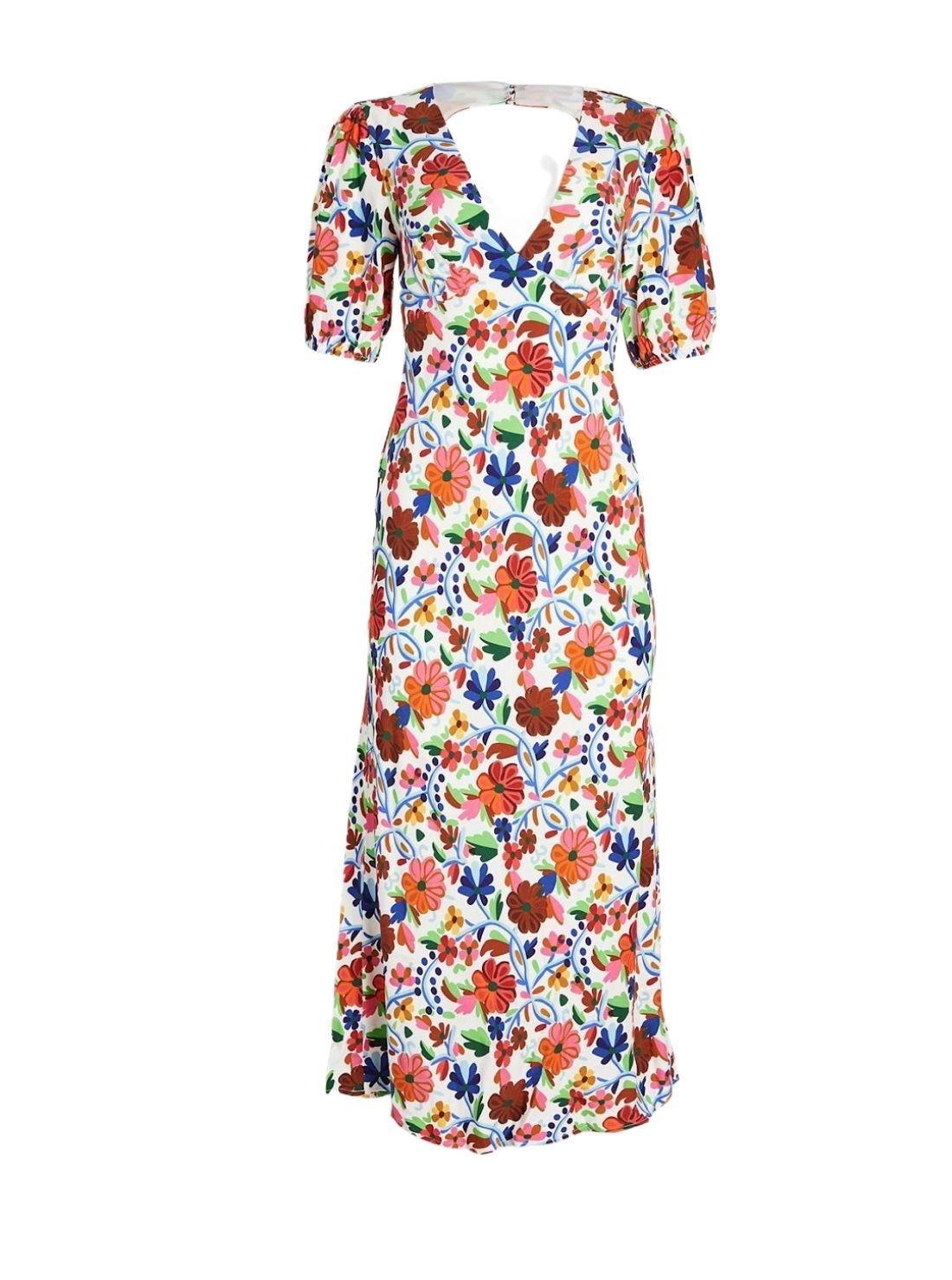 Boho Dress Perfect for Fall Season