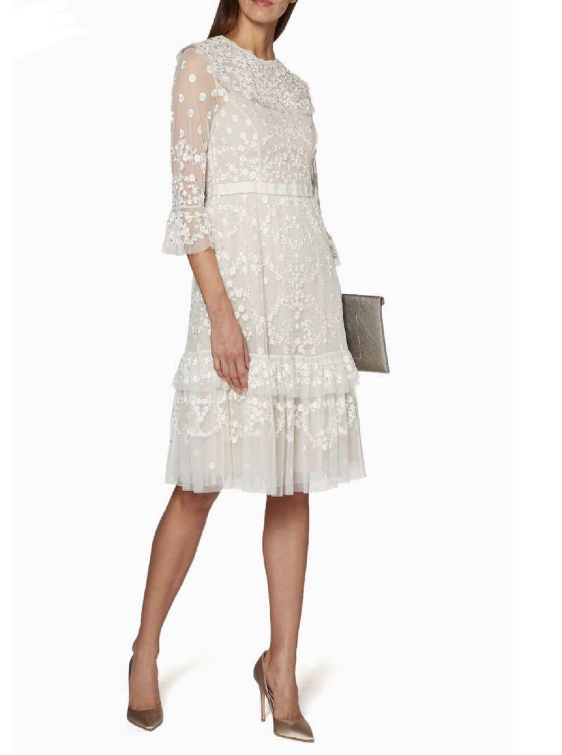 9 Wholesale Long Sleeve Lace Dresses