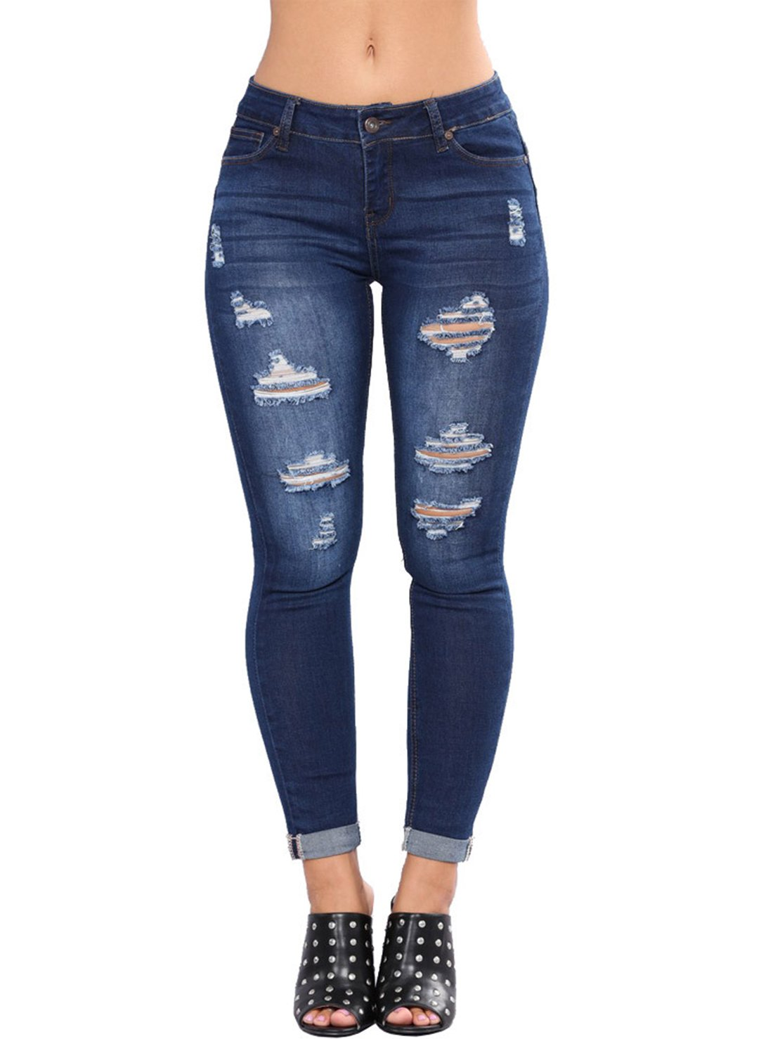 Full Length Ladies' Jeans
