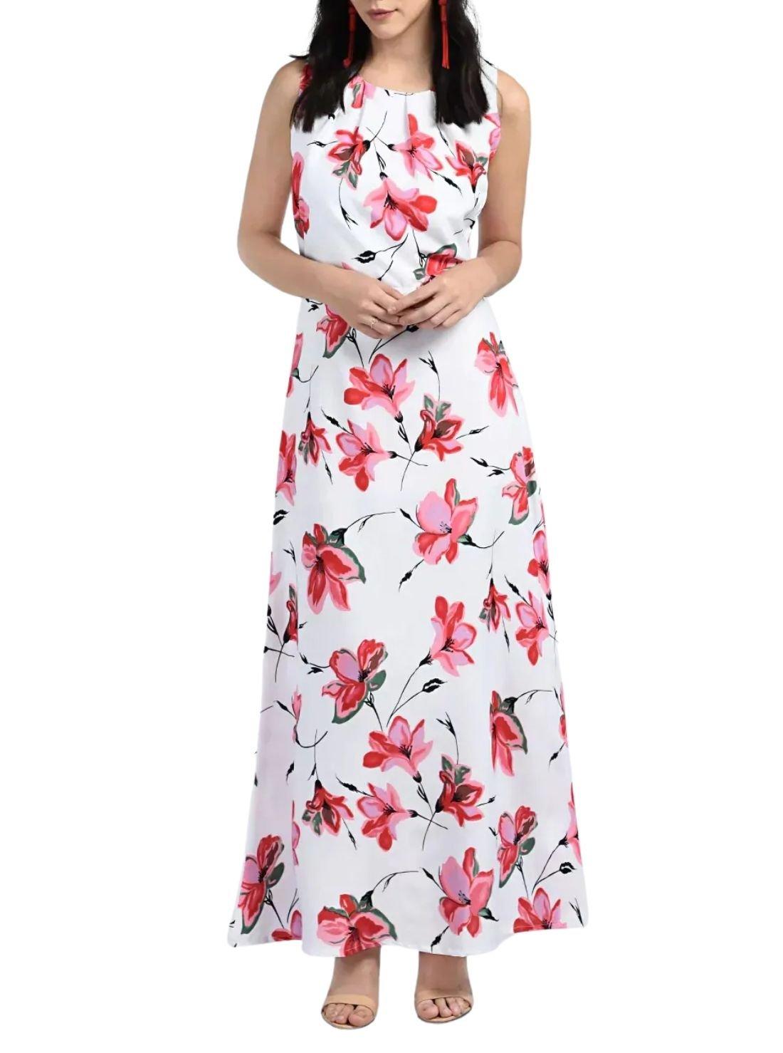 Floral Wholesale Western Dresses
