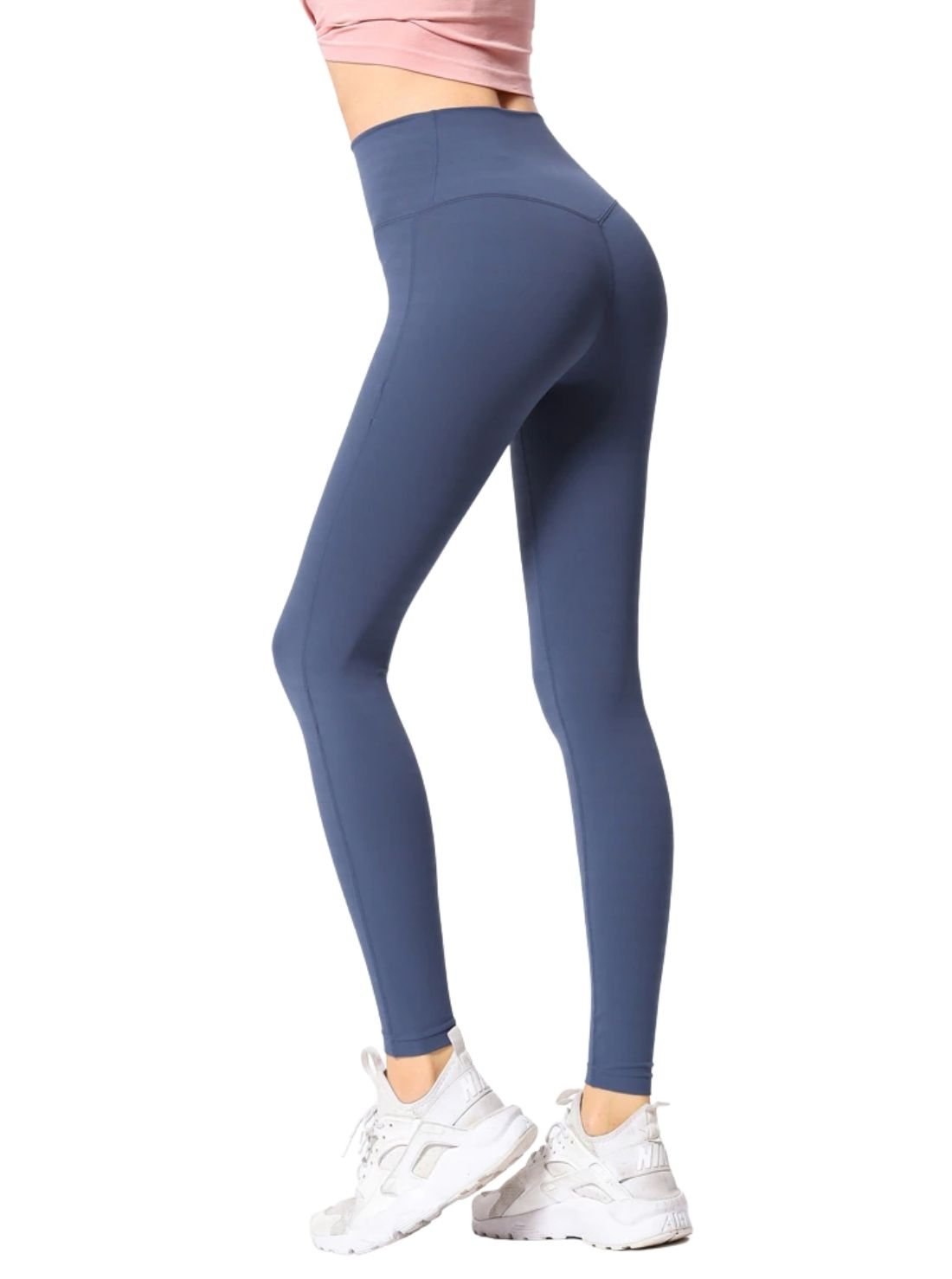 High Waisted Lady Touch Leggings