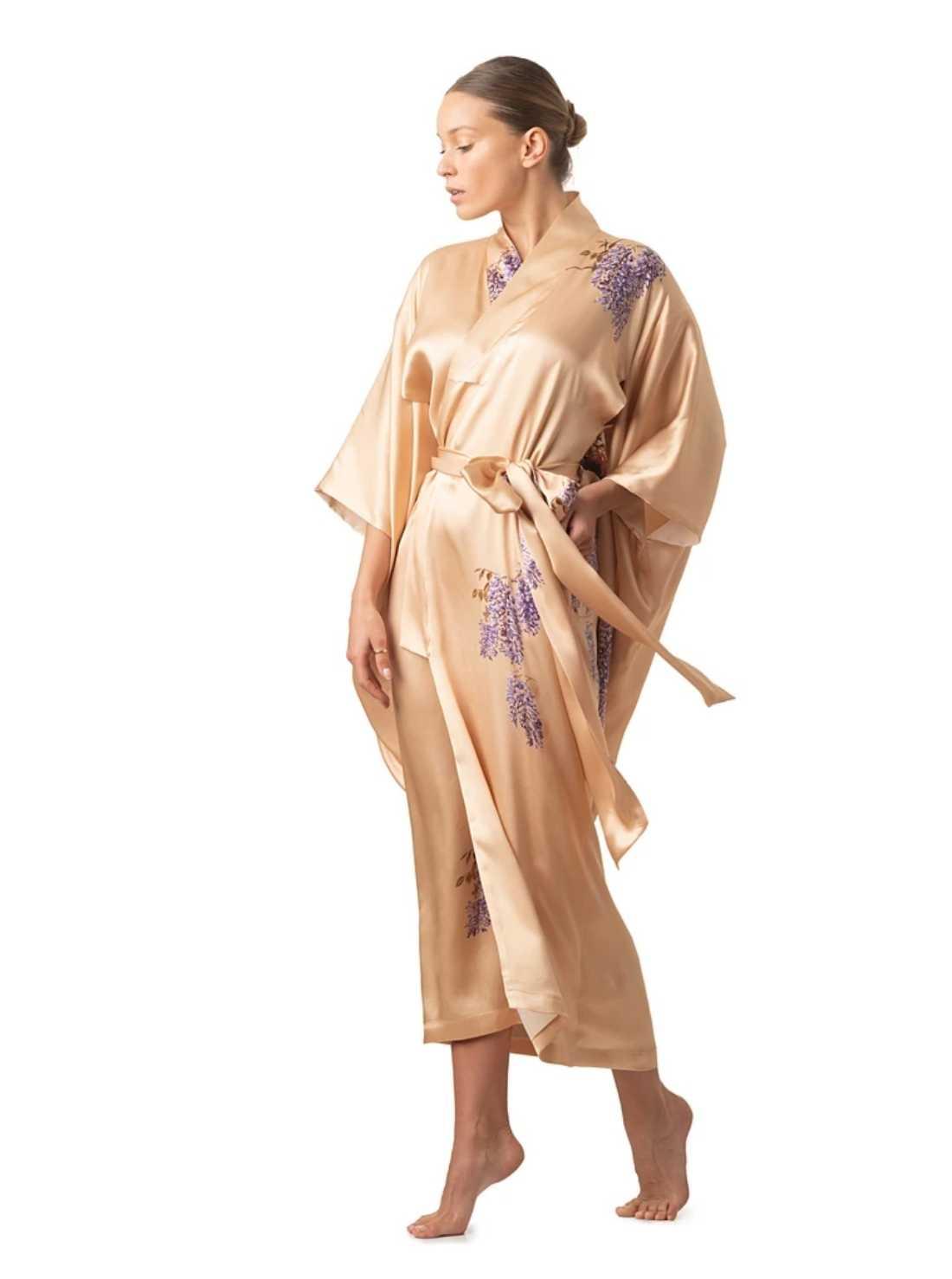 Kimono Robes Night Gown