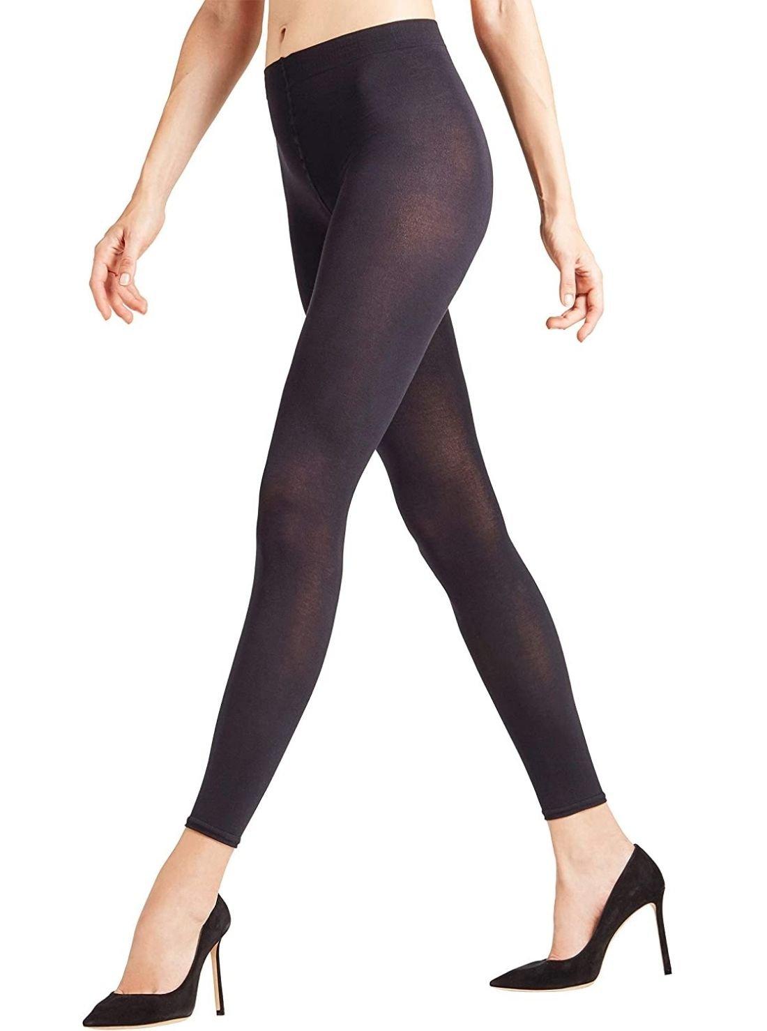 Lady Touch Plain Leggings