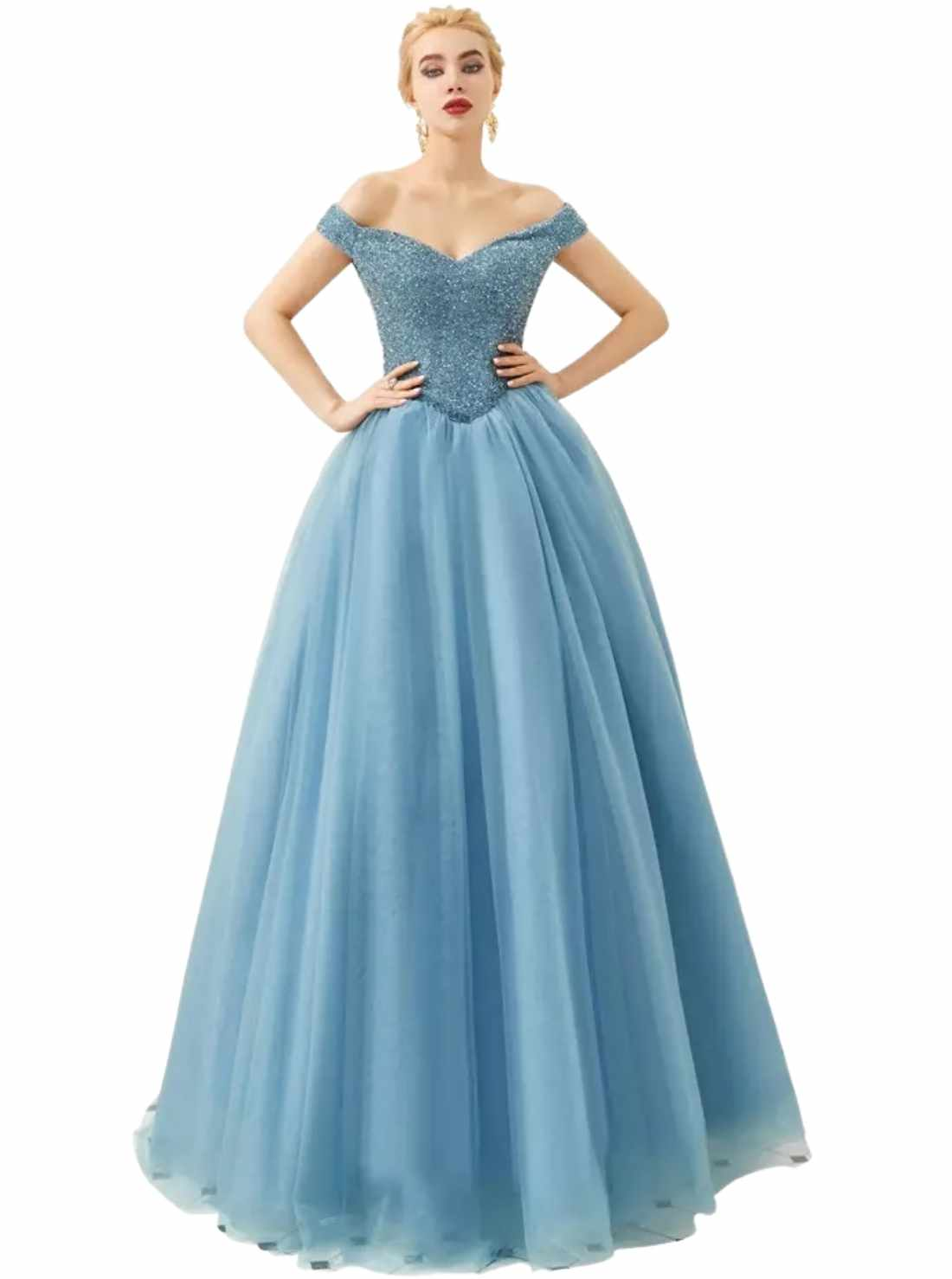 Long Blue Prom Dresses 2021 Prom Woman Dresses Sexy Evening Gowns