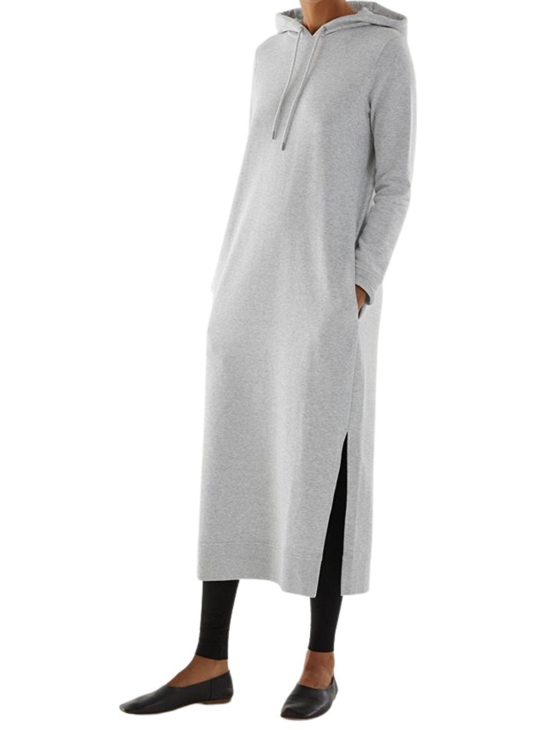Long Hoodie Wholesale Sweater Dress