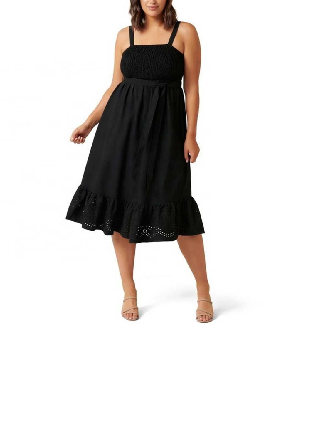Plus Size Summer Maxi Dress