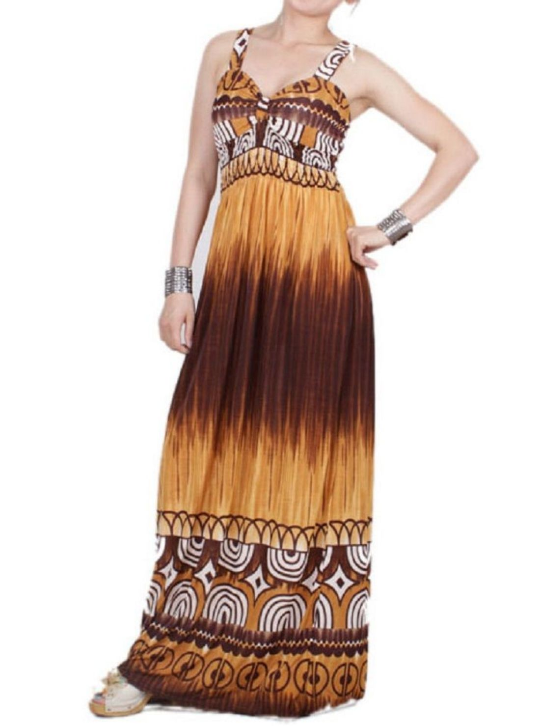Sleeved Less Wholesale Casual Dresses