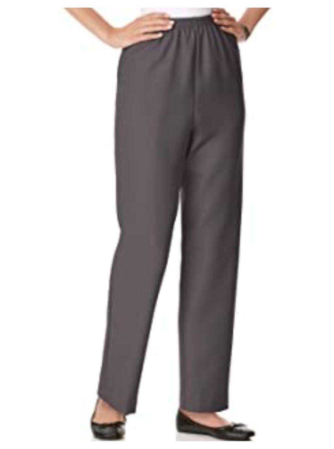 Classics Elastic Waist Pants Grey