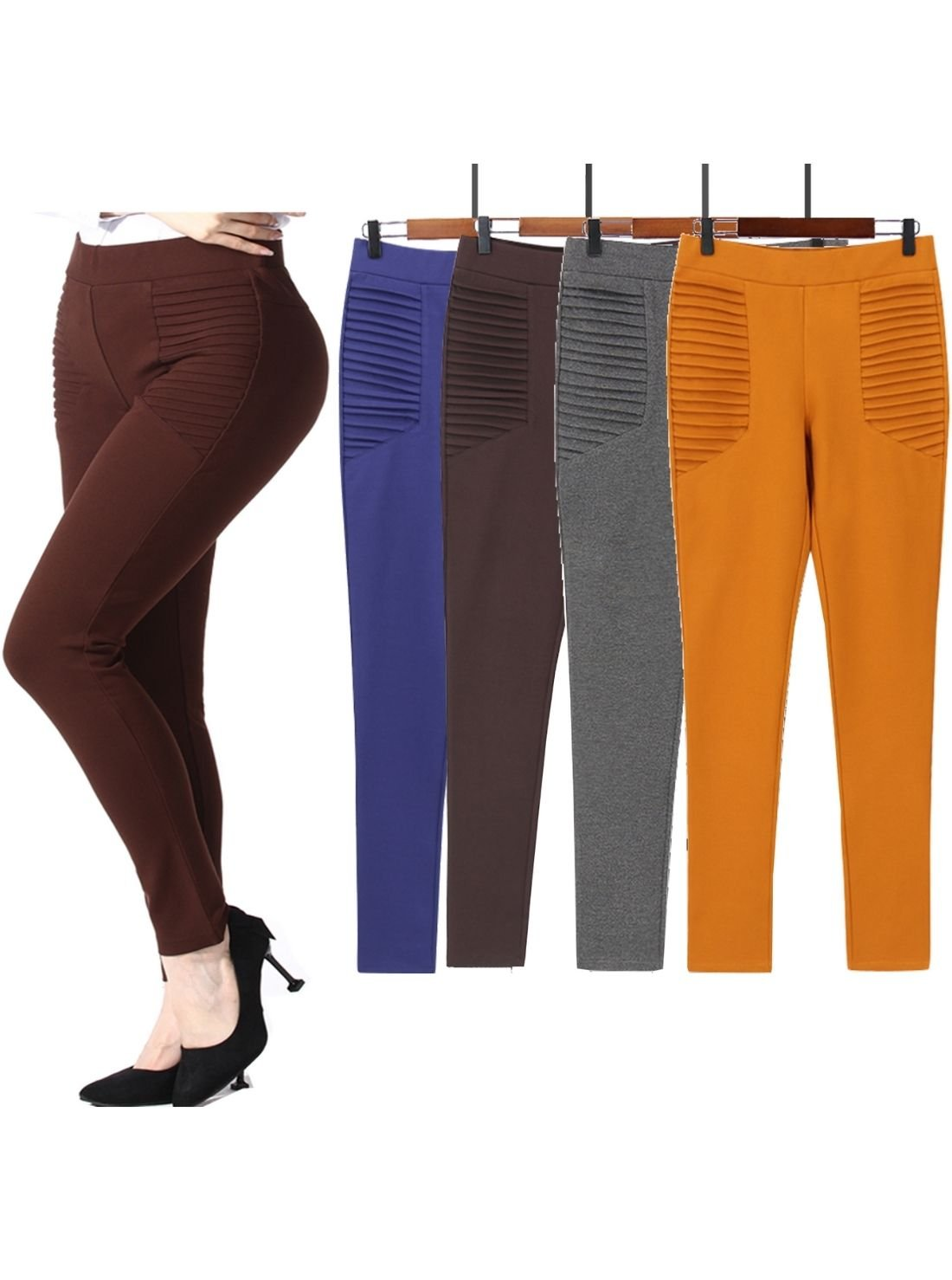 Wholesale Casual Bodycon Women Trousers
