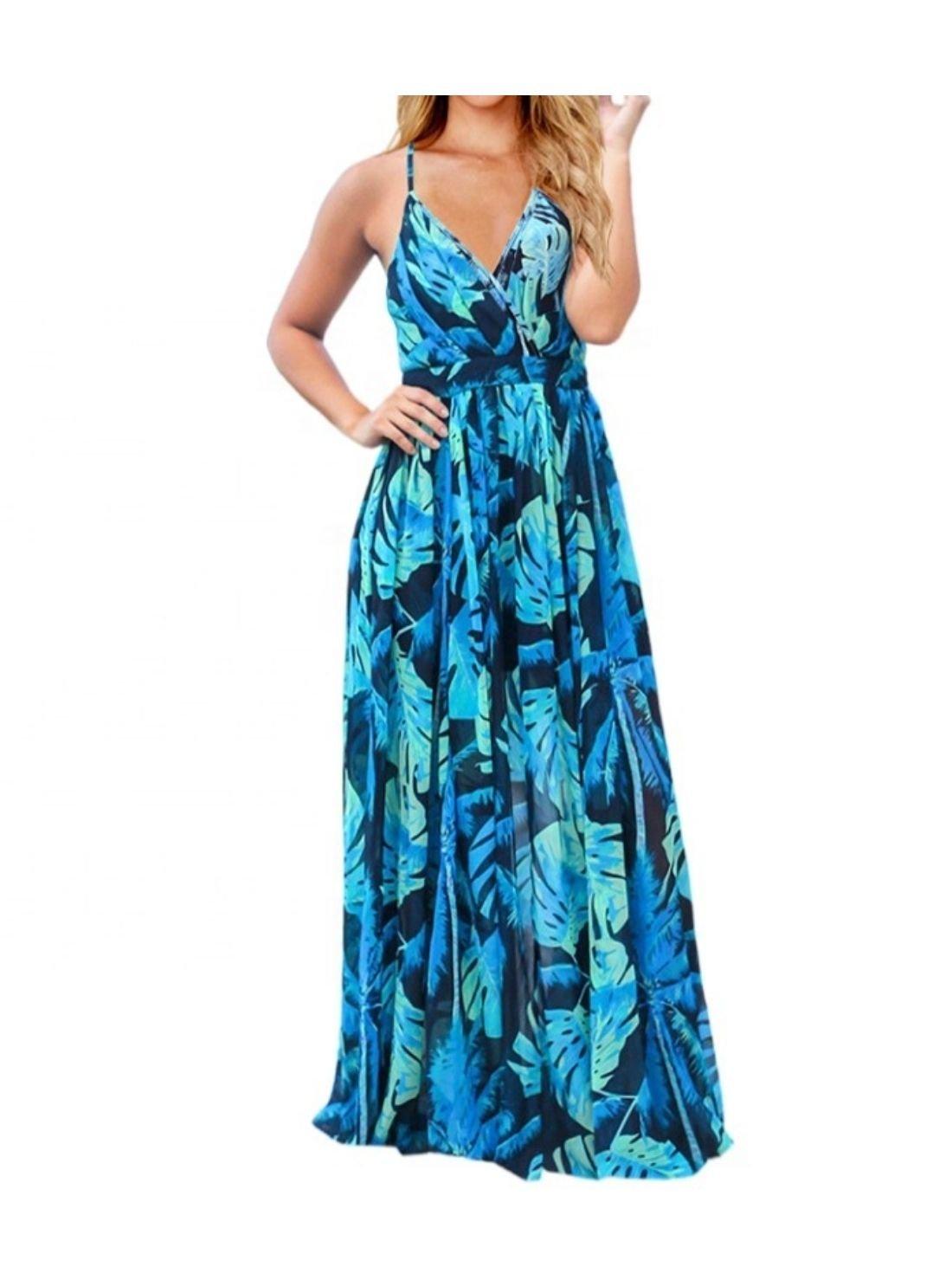 Flower Dress Clothing for Tall Women