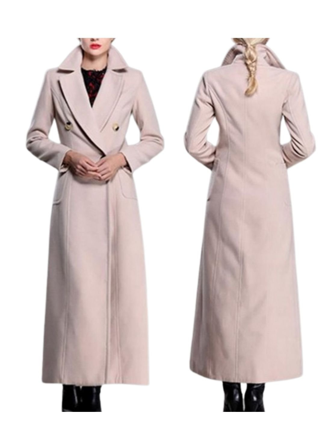 Clothing Long Maxi Muslim Coats