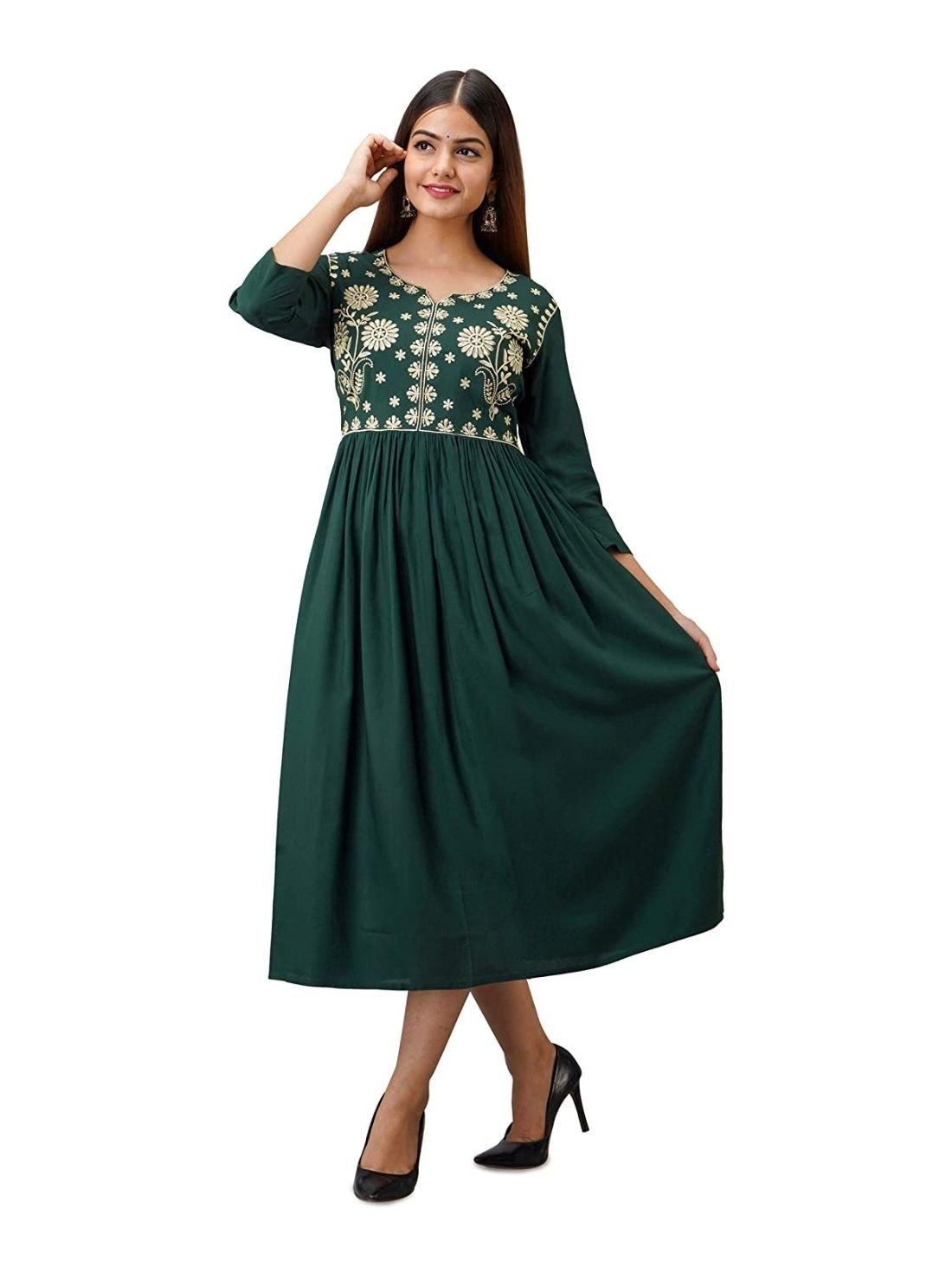 Causal Wear Women Cotton Women Ethnic