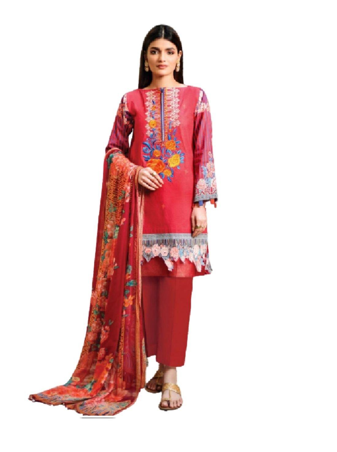 Summer Ethnic Clothing Pakistani Ladies