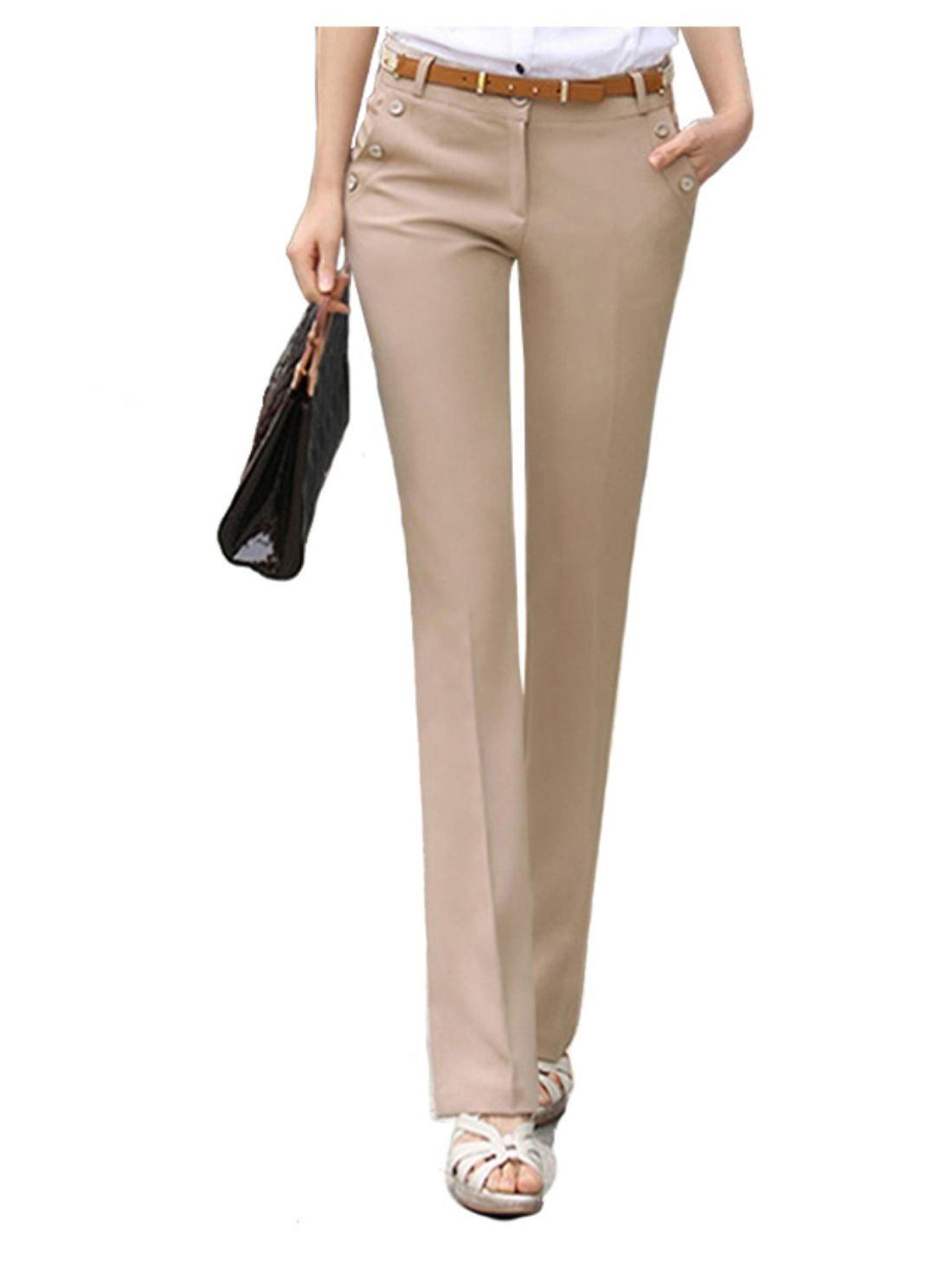 Wholesale Casual Fancy Woolen Zipper Fly Women's