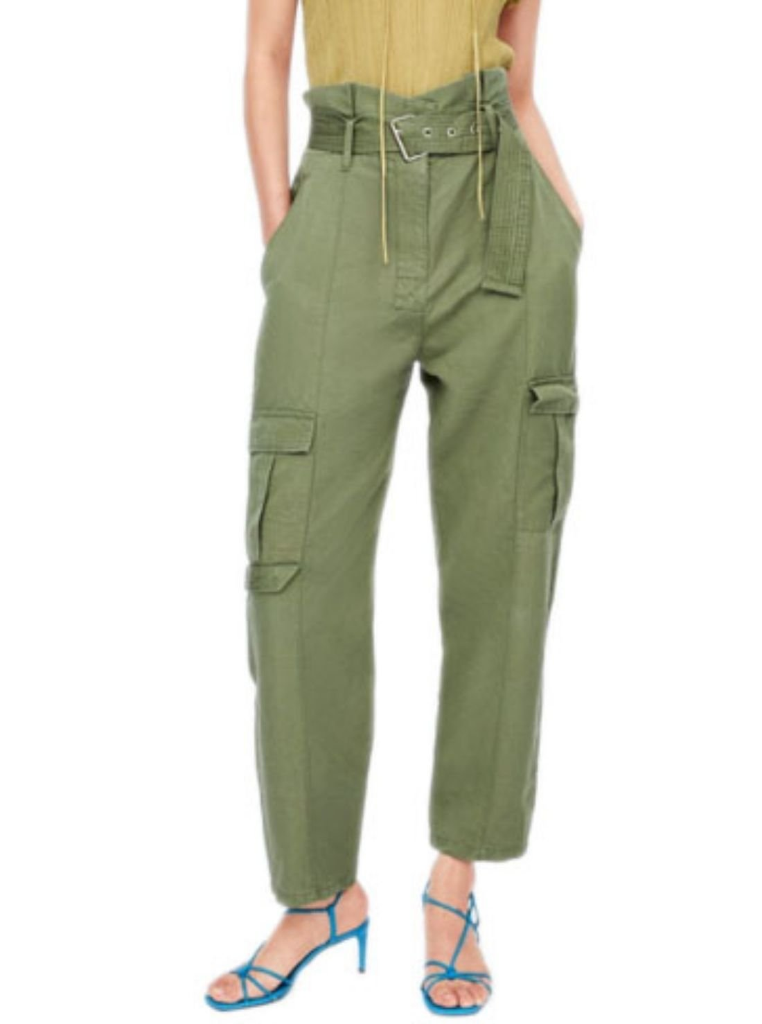 Custom Ladies Modest Cargo Pants Trousers