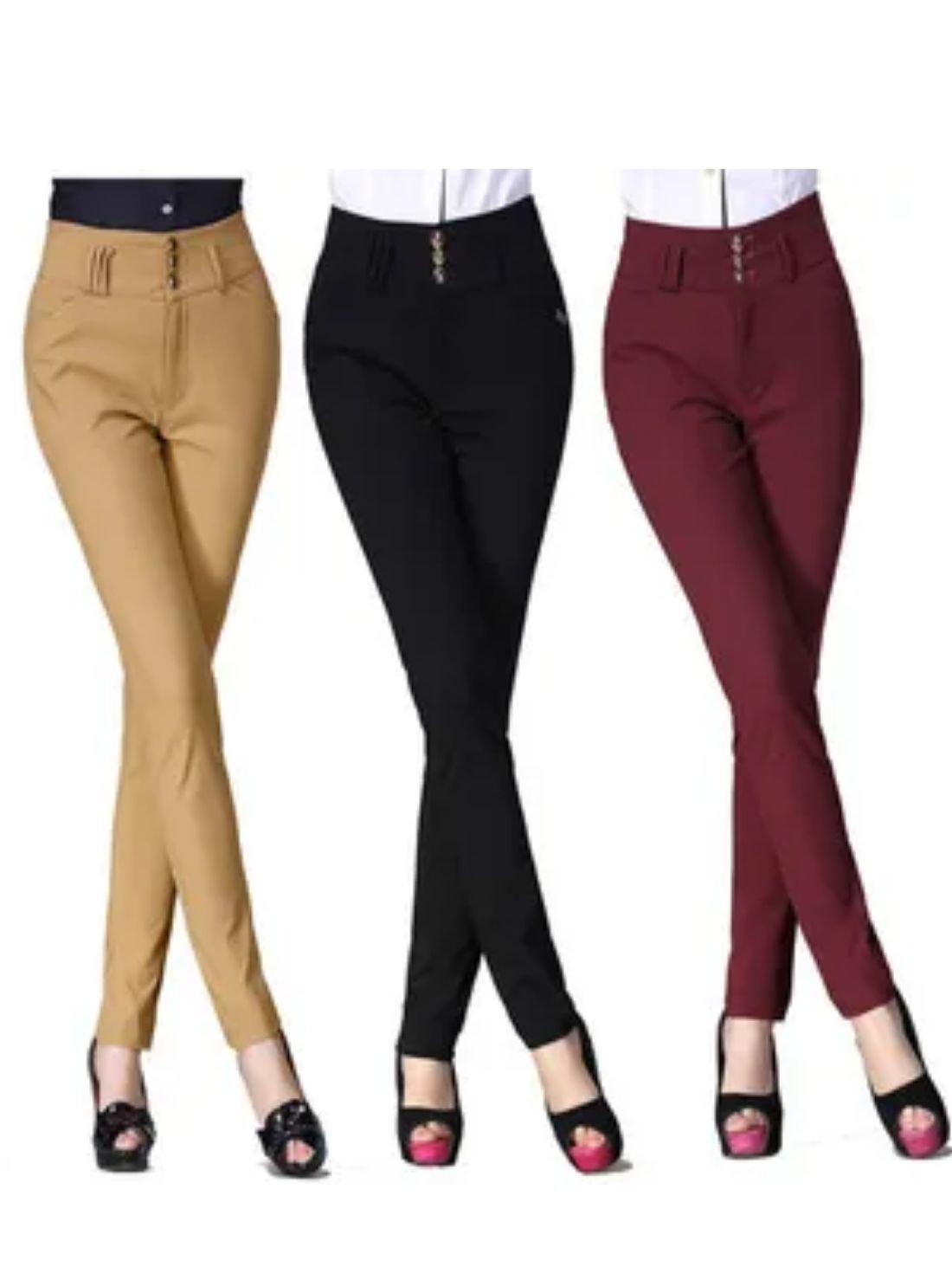 Ladies Pants Trousers